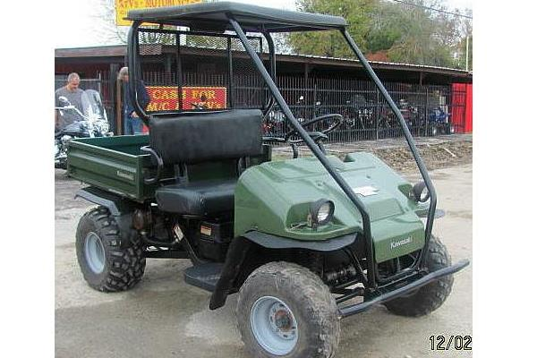 Kawasaki Mule Aftermarket Parts
